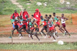Kenya's stars were right up front at the World Cross-Country Championships. © www.photorun.net
