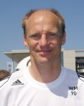 Hans Pfluegler was a member of the German national team in 1990 as well. © Marisa Reich