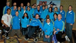 The team behind legendary Team Hoyt © Courtesy of Team Hoyt