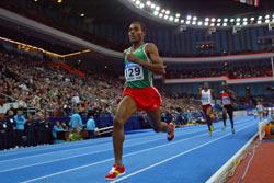 Kenenisa Bekele set yet another world record in Birmingham. ©www.photorun.net