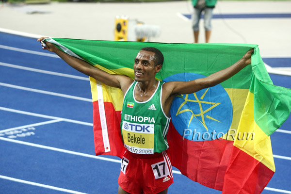If You Dream It, It Can Happen: Kenenisa Bekele Reflects on His Recent Success