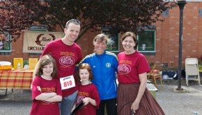 The Concord Journal—Annual Walk/Run Benefits Louisa May Alcott's Orchard House in Concord