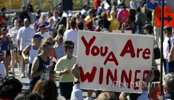 Keeping A Cool Focus: Just A Few More Days Until Your Marathon Celebration