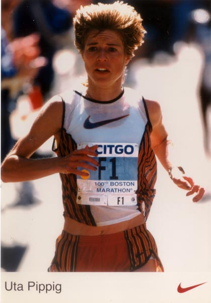 marathon triumph from berlin 1990 to boston 1996 187 uta pippig