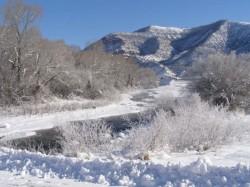 Wintertime in Colorado… ©private