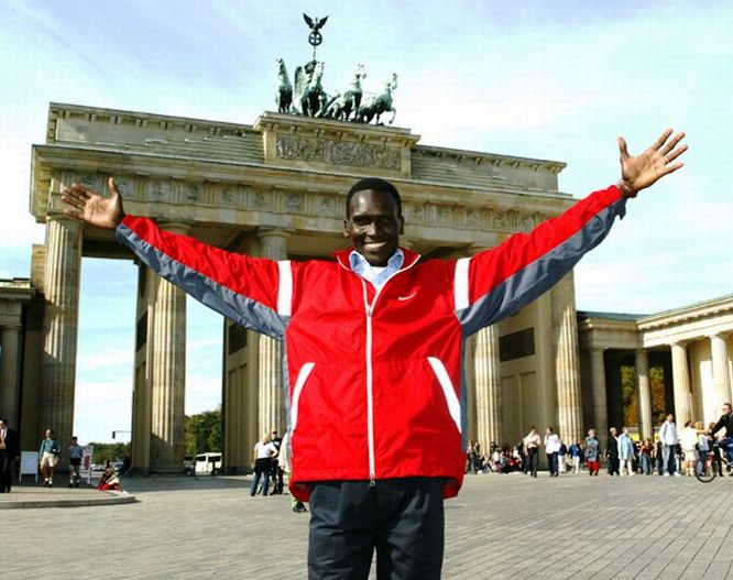 "Paul Tergat: ""Passion, Determination and Belief Lead to Success"""