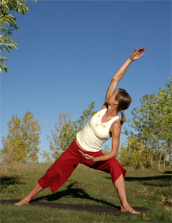 uta's insights yoga pose of the week — 6 side angle pose