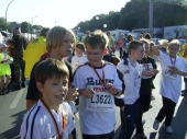 Berlin Mini-Marathon Gives Kids the Run of the City