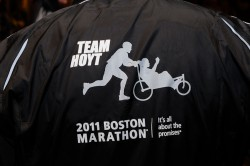 © Courtesy of John Hancock, Team Hoyt/Stu Rosner