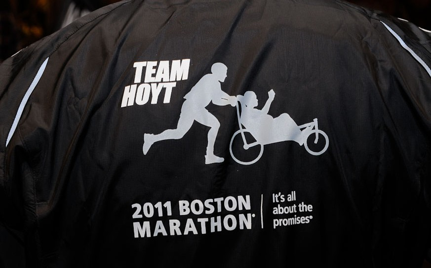 How Charity, Courage And A Good Samaritan Met at the Boston Marathon