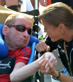 An Unforgettable Boston Marathon Gave Thousands An Insight Into the Courage Of Team Hoyt