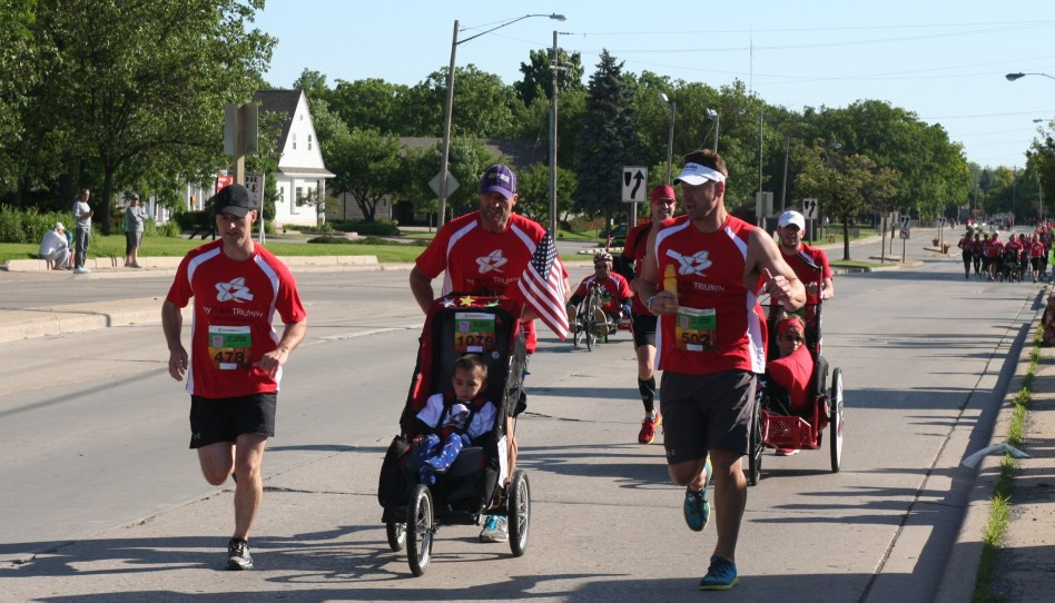 Inspiration, Happiness, and Charity Shine at the Bellin Run