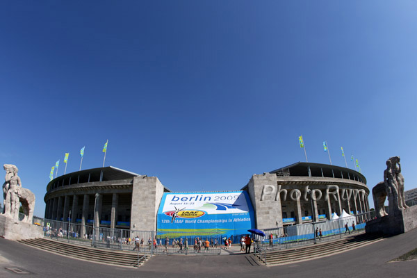 IAAF Chooses Berlin for World Championships in 2009