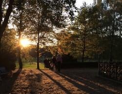 The Tiergarten in Berlin. ©Take The Magic Step