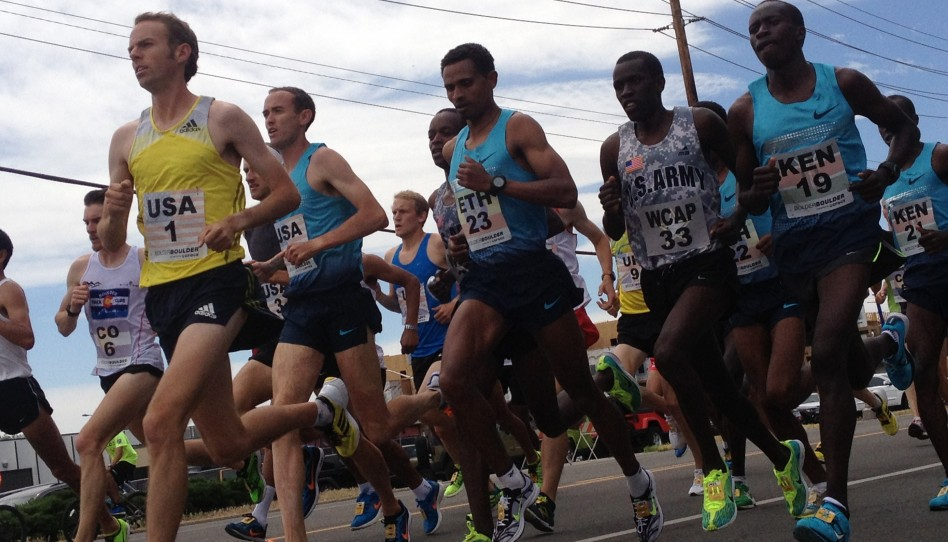 Tens of Thousands Turn Out to Celebrate the BolderBOULDER 10K