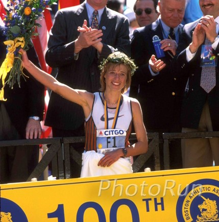 Boston Marathon Memories …by a Three-Time Champion