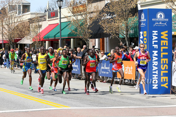 London and Boston to Showcase the Spring Marathon Season