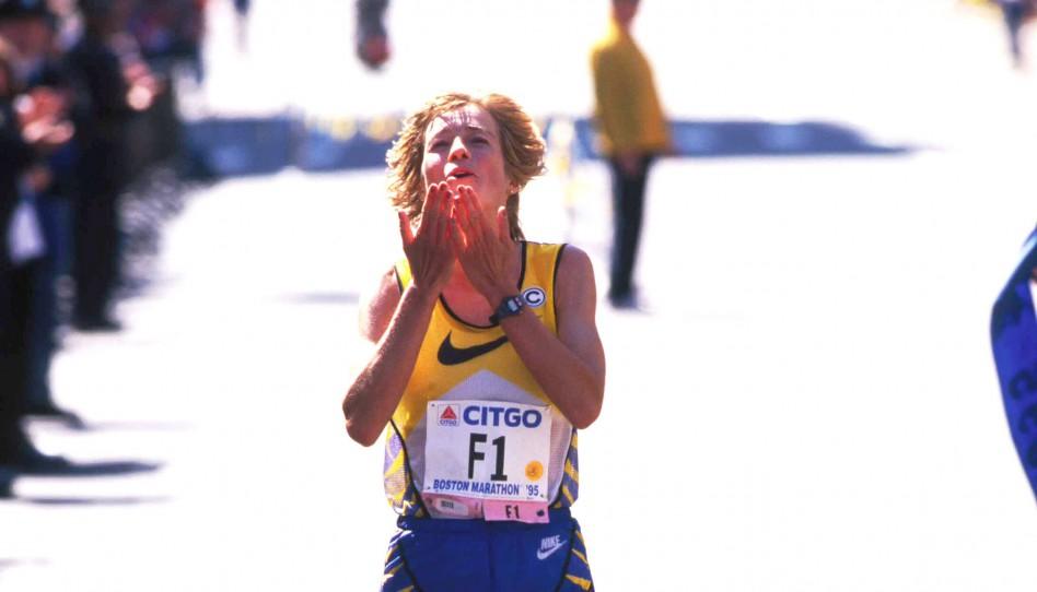 The Boston Marathon 1995: How Uta Repeated Her Victory
