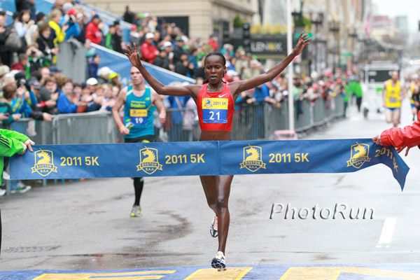 A Chat with Lineth Chepkurui: The Little Kenyan with the Big Record