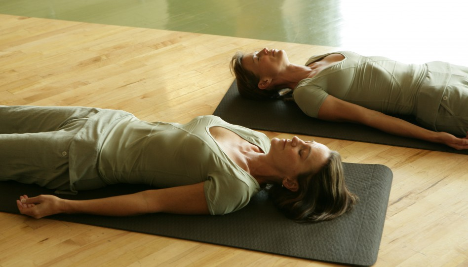 Uta's Insights: Yoga Pose of the Week — 15. Corpse Pose