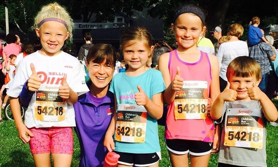 Thousands Turn Out to Celebrate Wellness at the 39th Bellin Run