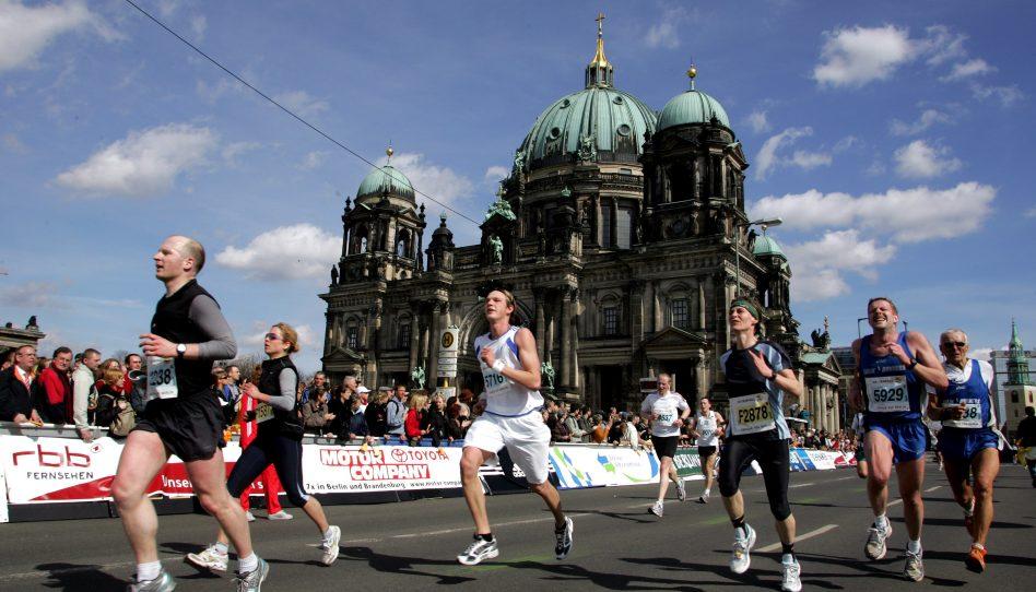 Run a Half Marathon in Ten Weeks