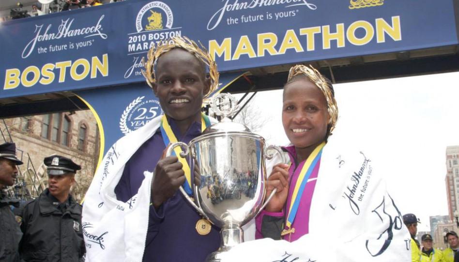 A Magical Marathon Weekend