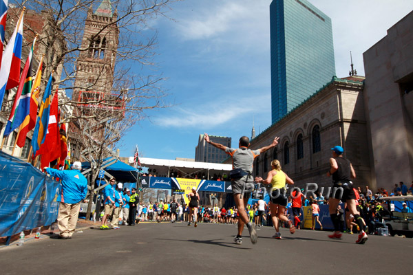 Meb Keflezighi Prevails In Glorious Boston Marathon