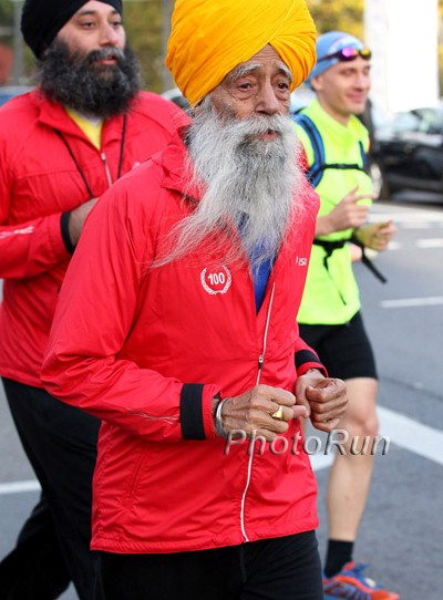 Fauja Singh—At the Age of 93 the World Record Holder in the Marathon Still Has Ambitions