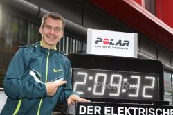 Arne Gabius lief sein Marathondebüt in Frankfurt. ©www.PhotoRun.net