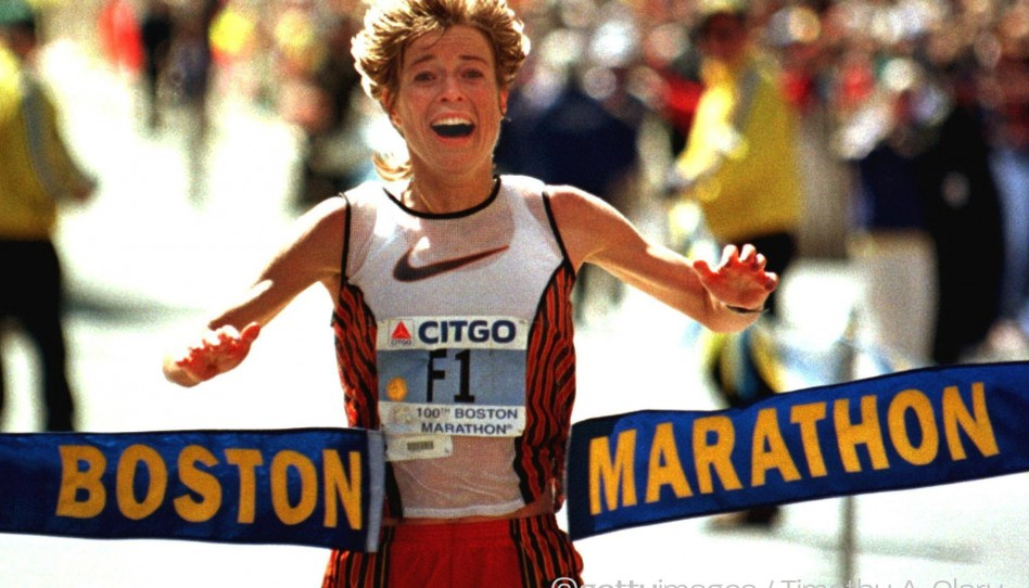 The Boston Marathon 1996: Uta Stages Comeback of the Century