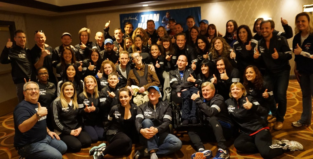 The team behind Team Hoyt... © Michael Reger