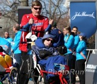 Dick Hoyt <br> Hoyt Foundation