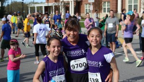 The Boston Globe: Club Introduces Girls to Joy of Running