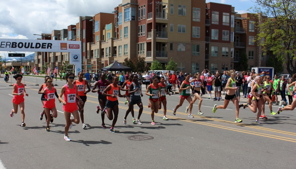 Double Ethiopian Triumph in Thrilling 37th Edition of the BolderBOULDER