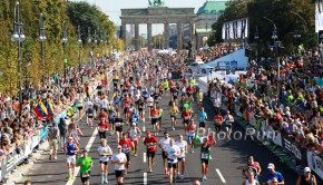On the Eve of the Berlin Marathon, Uta Recalls How This Special Race Changed History—and Her Life