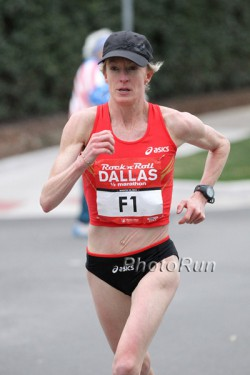 Good luck, Deena, for your marathon in Chicago. ©www.PhotoRun.net