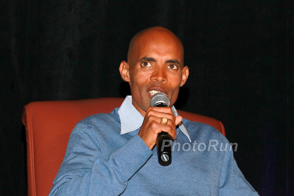 A Pre-Race Interview with New York City Marathon Champion Meb Keflezighi