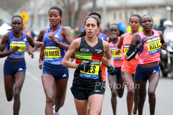 Lelisa Desisa, Caroline Rotich Prevail in Thrilling 119th Edition of the Boston Marathon