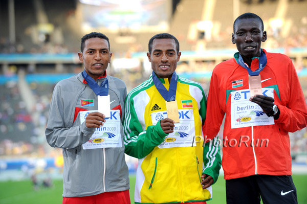 WCh Results: Kenenisa Bekele Made Championship History