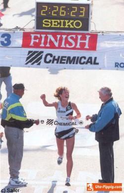 New York City Marathon 1993 © Victah Sailer