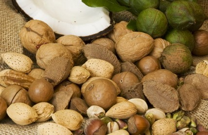 Nutrition: Nuts and Seeds
