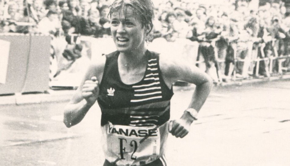 1990—Uta Pippig's Start to a Great Running Career