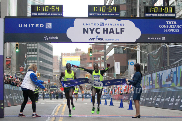 Florence Kiplagat Celebrates Another World Record in the Spring Half Marathon Season