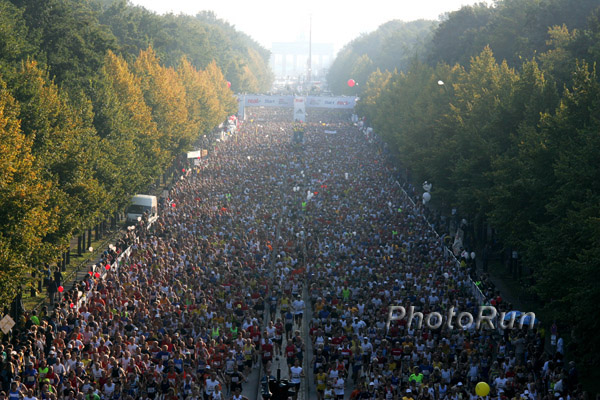 Best Wishes to All Fall Marathoners