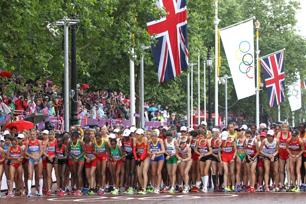 Olympic News: Tiki Gelana Sets New Olympic Marathon Record