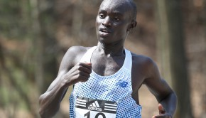 Timothy Cherigat <br> 2004 Boston Marathon Champion