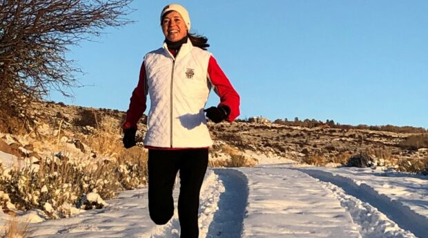 Take Advantage of Safe Running in the Cold Winter Months
