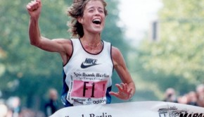 "The Berlin Marathon 1995: ""I Dedicate This Run to the People in Berlin"""