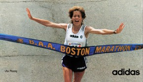 The Boston Globe: Running the Marathon of Freedom